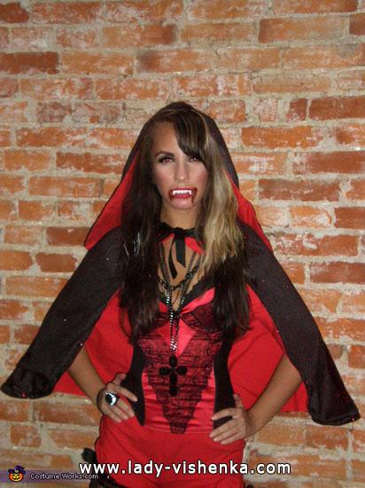 chaperon rouge - vampire