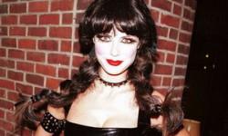 Vampire costume pour Halloween
